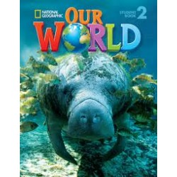 Our World 2 Student's Book with Student's CD-ROM