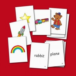 Say Hello! 1 Flashcards & Puppet