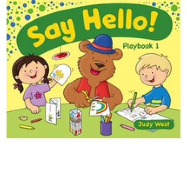 Say Hello! 1 Play Book