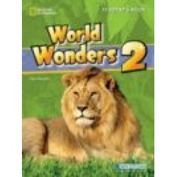 World Wonders 2 Student's Book with Audio CD