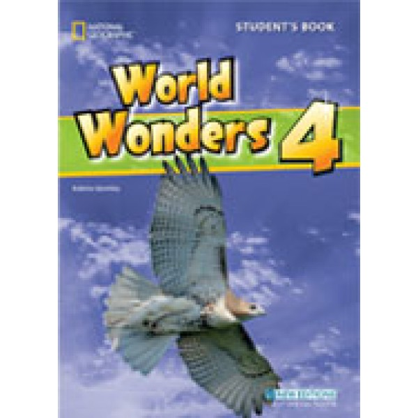 World Wonders 4 Student Book with Key (no audio CD)