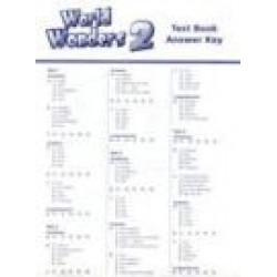 World Wonders 2 Test Book Answer Key