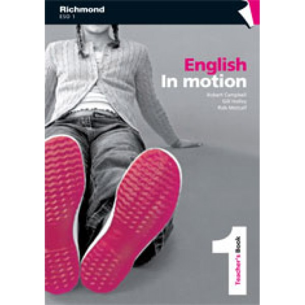 English in Motion Level 1 Test Pack