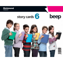 Beep Level 6 Story cards