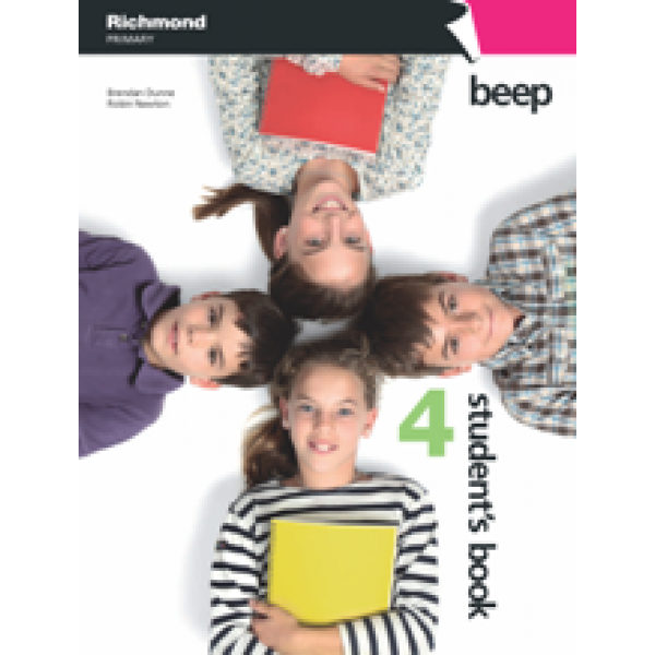 Beep Level 4 Student's Book Pack