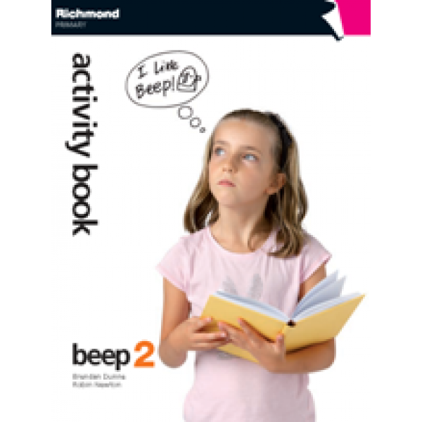 Beep Level 2 Activity Book Pack