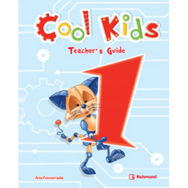 Cool Kids Level 1 Teacher's Guide