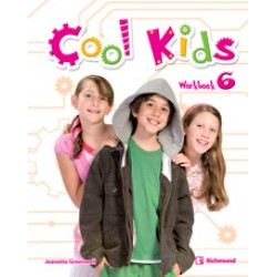 Cool Kids Level 6 Workbook