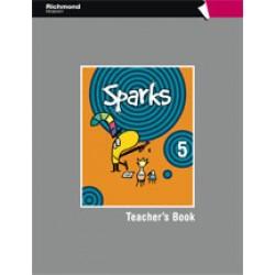 Sparks Level 5 Teacher's Book Pack