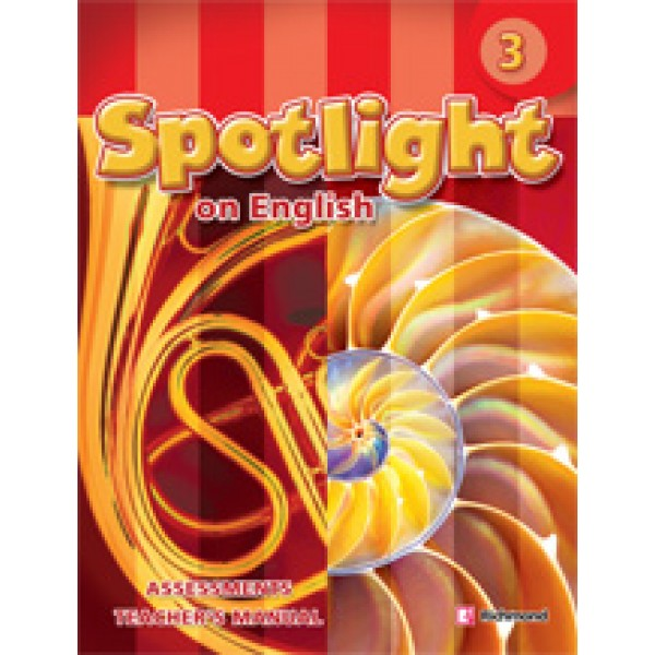 Spotlight Level 3 Teacher's Guide