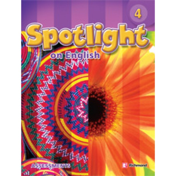 Spotlight Level 4 Student's Book