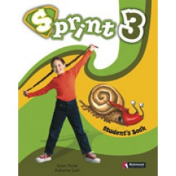 Sprint Level 3 Student's Book Pack