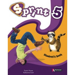 Sprint Level 5 Student's Book Pack