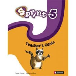 Sprint Level 5 Teacher's Book Pack