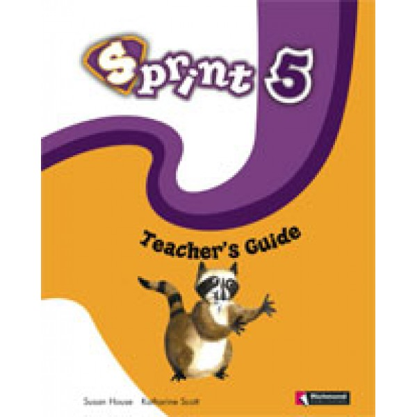 Sprint Level 5 Teacher's Book Pack