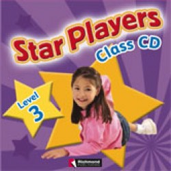 Star Players Level 3 Class CD