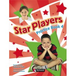 Star Players Level 4 Practice Book