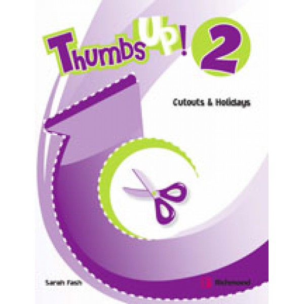 Thumbs Up! Level 2 Cutouts And Holidays Booklet