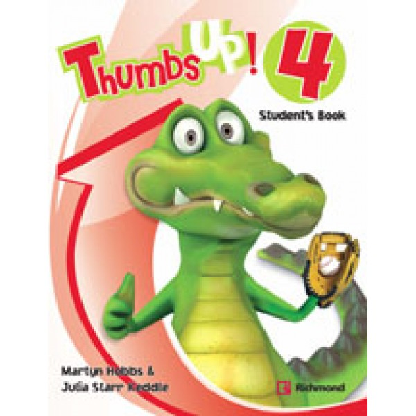 Thumbs Up! Level 4 Student's Book