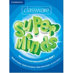 Super Minds Level 1 Classware and Interactive DVD-ROM