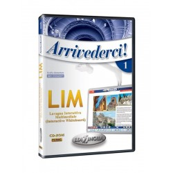 Arrivederci 1 - software per la lavagna interattiva (software for whiteboard) (LIM)
