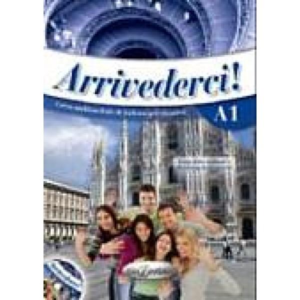 Arrivederci! 1 Libro + CD audio