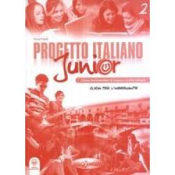 Progetto italiano junior 2 - Guida per l`insegnante