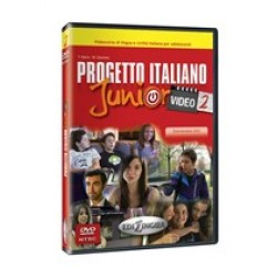 Progetto italiano Junior Video 2 – DVD (NTSC)