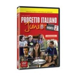 Progetto italiano Junior Video 2 – DVD (NTSC)