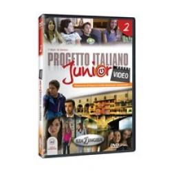 Progetto italiano Junior Video 2 – DVD (PAL)