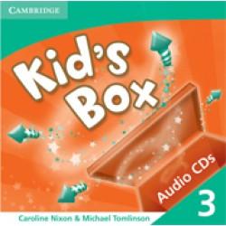 Kid's Box 3 Audio CDs (2)