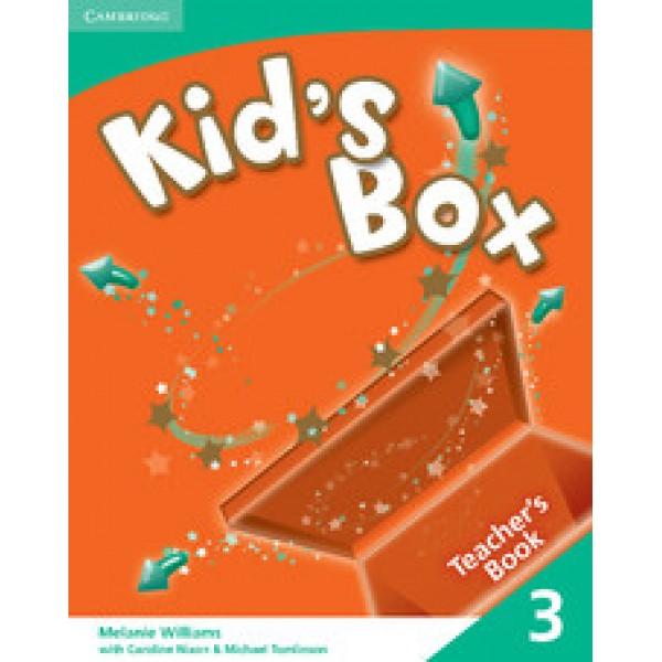 Kid's Box 3 Teacher's Book