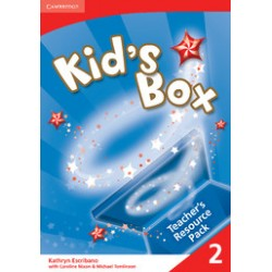 Kid's Box Level 2 Teacher's Resource Pack with Audio CD