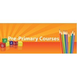 1. Pre-primary (3-5 years old)