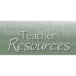 Teachers Resources