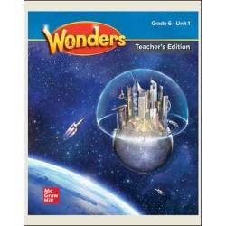 Wonders Grade 6 National Teacher's Edition Unit 2