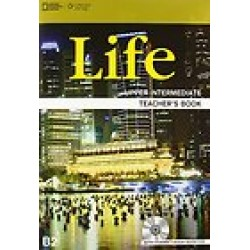 Life Upper Intermediate Teacher's Book + Audio CD