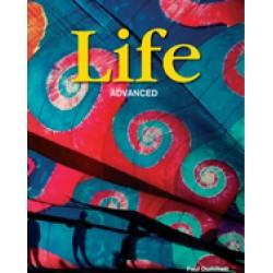 Life Advanced Student's Book + DVD