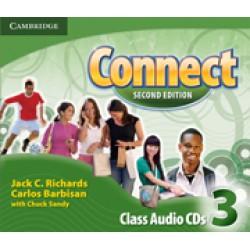Connect 3 Class Audio CDs (3)