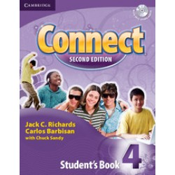 Connect 4 Student'S Book With Self Study Audio CD Level 4