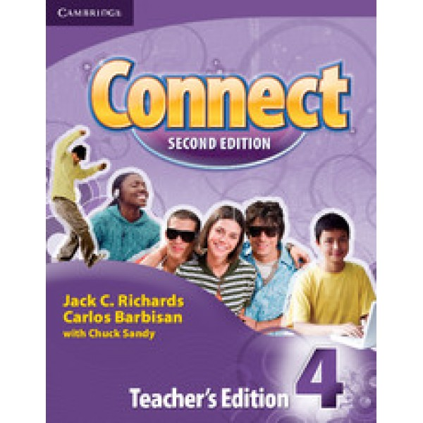 Connect 4 Teacher's edition