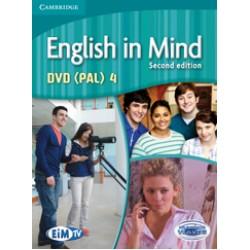 English in Mind 4 DVD (PAL)