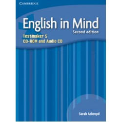 English in Mind 5 Testmaker CD-ROM / Audio CD