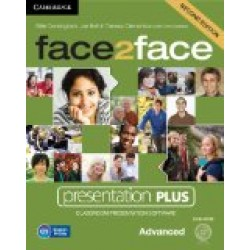 Face2face Advanced Classware DVD-ROM