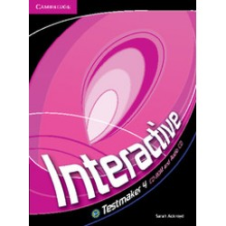 Interactive 4 Testmaker CD-ROM and Audio CD