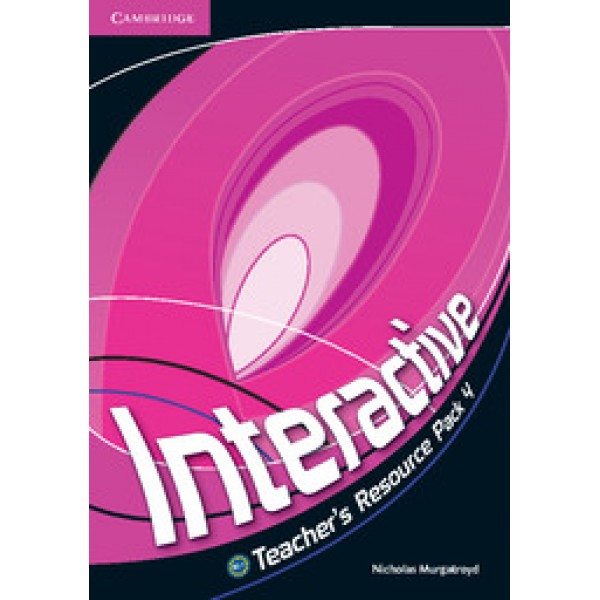Interactive 4 Teacher's Resource Pack