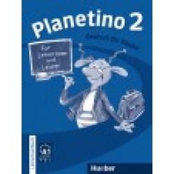 Planetino 2 - Lehrerhandbuch