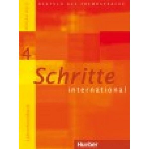 Schritte International 4 - Lehrerhandbuch