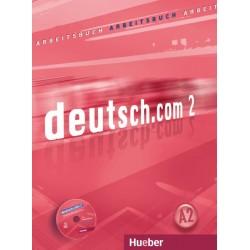 Deutsch.com 2 - Arbeitsbuch