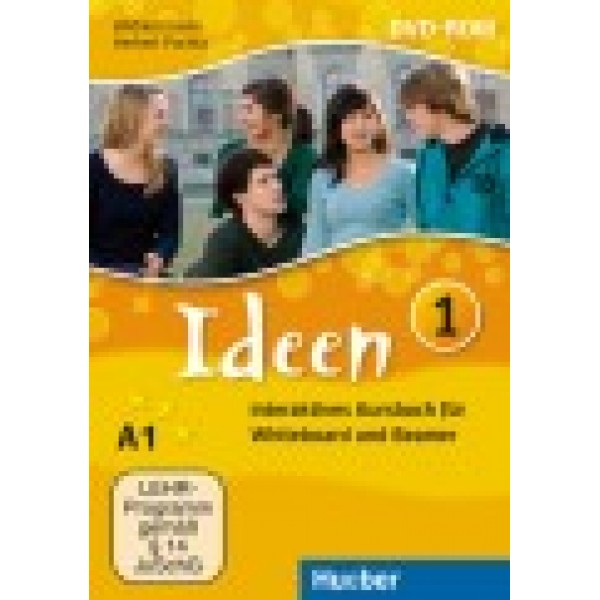 Ideen 1 - Interaktives Kursbuch